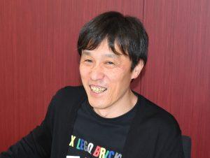 オペレーション部長兼テクニカル部長 伊庭雅浩様